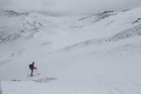 loveland pass ski tour-5