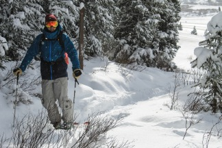 uneva peak ski tour-1