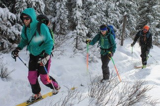 uneva peak ski tour-2